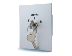 Somfy key switch